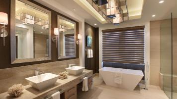 Современные ванные комнаты. Фото и идеи оформления