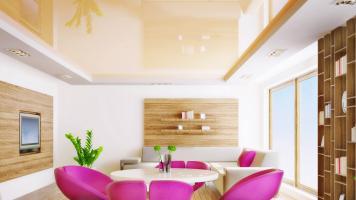 Какие натяжные потолки лучше: обзор и сравнение