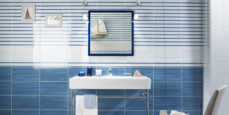 Какую плитку лучше выбрать для ванной комнаты?