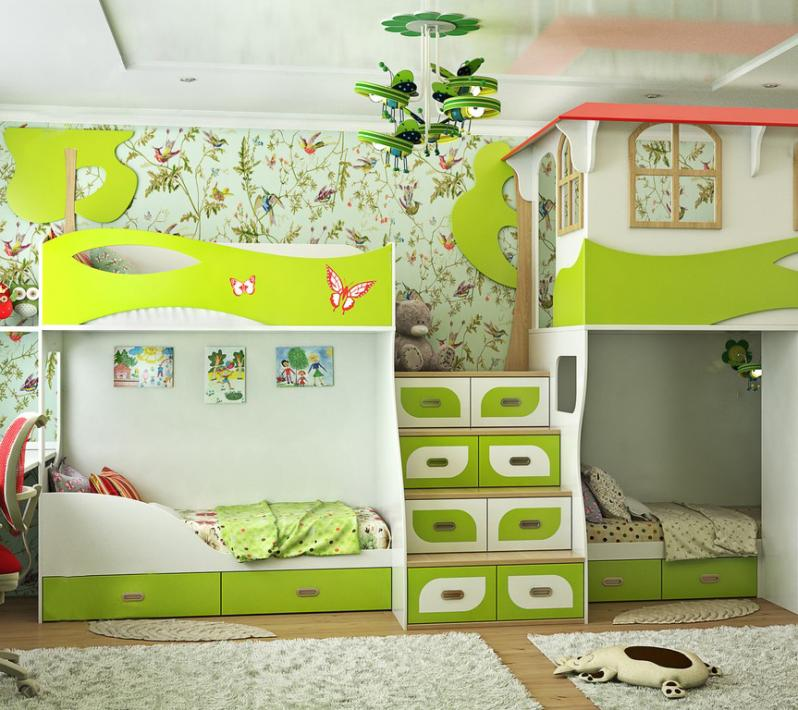 Дизайн стен