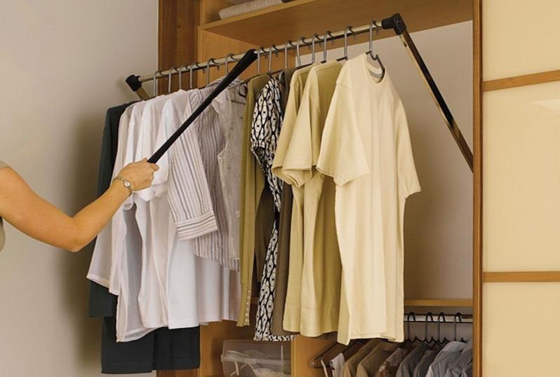 Как обустроить гардеробную, полезные рекомендации для новичк.